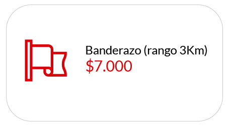 Banderazo